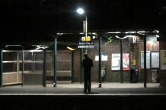Platform 1 night