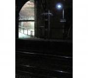 large_Heaton Chapel Station night