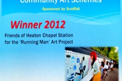 Community Art Scheme Winner