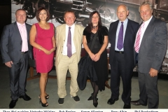 Northern Rail managers and FofHCS winners