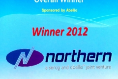 Northern Rail winner i