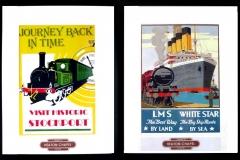 Heaton Chapel station posters_0