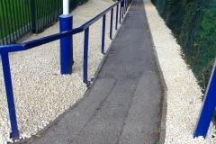 Stoned ramp
