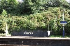 Platform 1 cleared ii