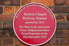 Royal plaque i