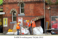 Working party 7 July 2012