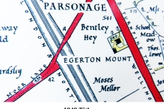 1848 Tithe map