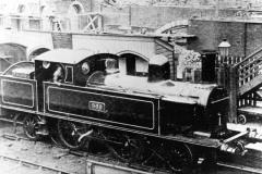 Heaton Chapel Station  B&W