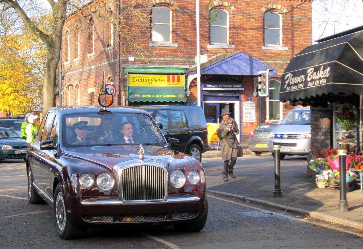23 Royal car Al Scott