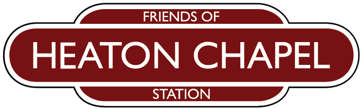 Friends Of Heaton Chapel Station Logo