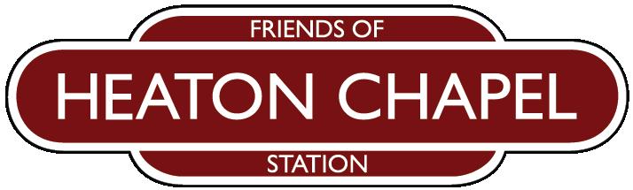 Friends Of Heaton Chapel Station Logo